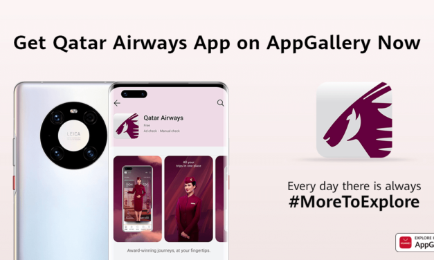 Huawei adds Qatar Airways to AppGallery, offering seamless travel solutions at the tap of a button