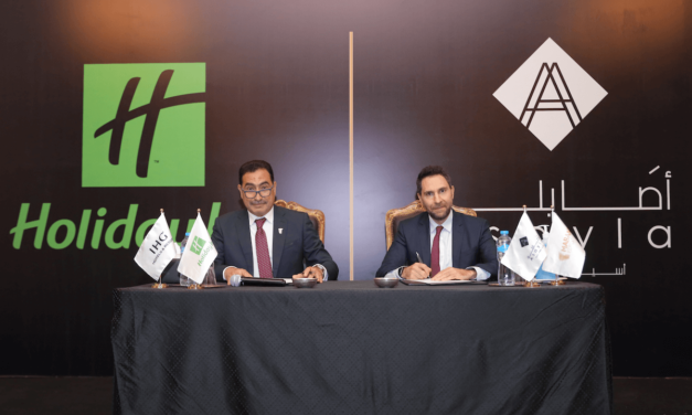 IHG® expands footprint in Egypt with signing of Holiday Inn New Assiut Asayla