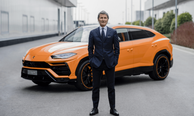 """Lamborghini announces its roadmap for electrification: """"Direzione Cor Tauri"""""""
