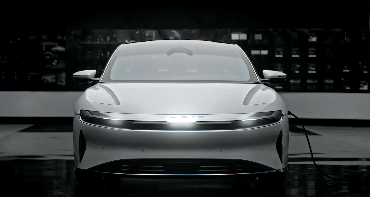 Intuitive, Effortless, and Elegant: Lucid UX, the User Experience for Lucid Air, is Revealed