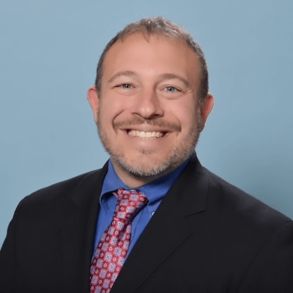 Matthew Frese, general manager of Med Learning Group