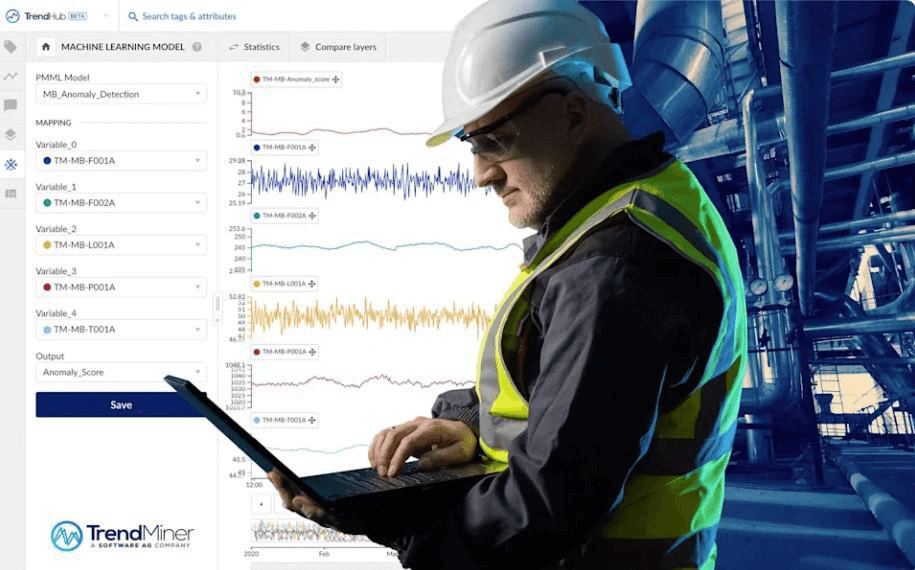 Software AG's TrendMiner 2021.R2 release puts Machine Learning and AI in the hands of operational experts.