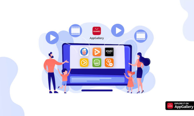 Stream and Watch from the AppGallery