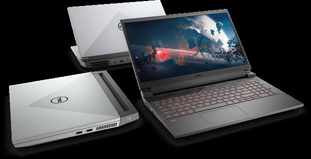 The new Dell G15 TGL
