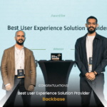 Backbase Middle East awarded the Best User Experience Solution Provider Award