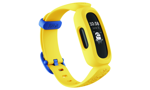 Fitbit Debuts ACE 3 SPECIAL EDITION: MINIONS, the Latest Activity and Sleep Tracker for Kids