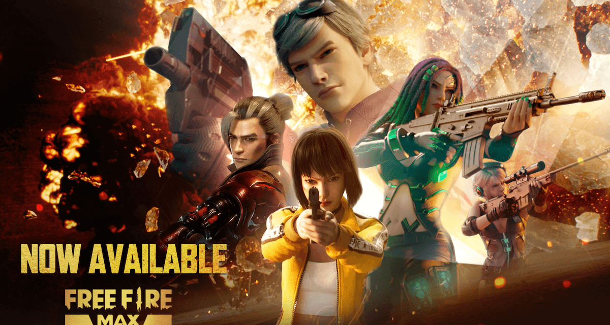 Garena Free Fire MAX officially launches in MENA with over 2 million registrations