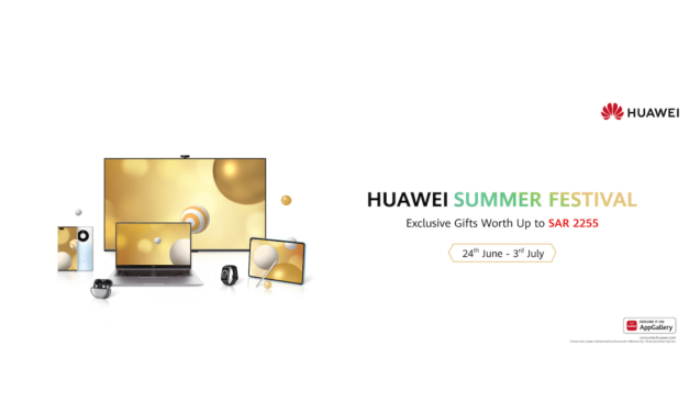 Huawei offers amazing discounts of up to 31% on a number of its smart devices in the Kingdom of Saudi Arabia