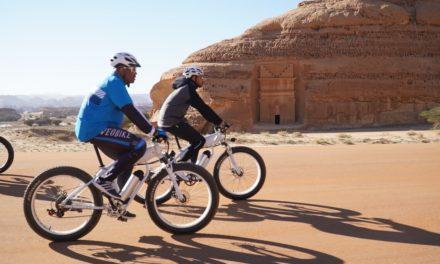 AlUla joins Team BikeExchange as Official Partner