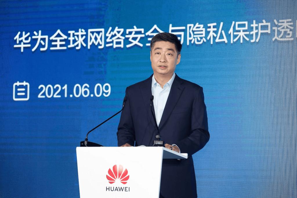 Ken Hu, Rotating Chairman, Huawei