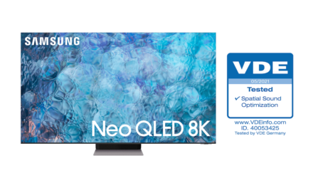 Samsung Neo QLED TVs obtain 'Spatial Sound Optimization' certification from VDE