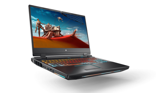 Acer Expands its Gaming Portfolio with New Notebooks and Desktops