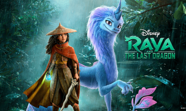 Disney's new Raya and the Last Dragon to stream&nbsp on OSN straight from the Cinema