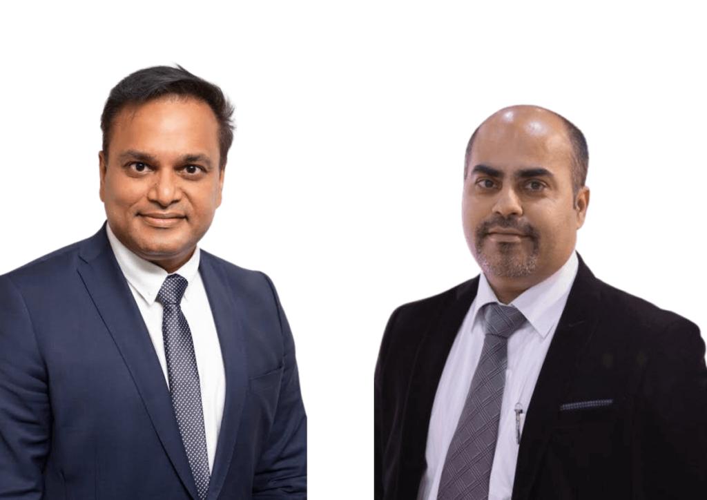 Sanjeevv Bhatia - CEO Netix Global & Chairman SB Group ; Priyesh Bhatia - GM ODS Global
