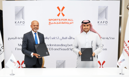 Saudi Sports for All Federation signs Memorandum of Understanding with KAFD to collaborate towards a health and well-being culture