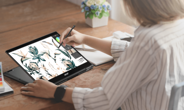 Acer Unveils Two Ultralight TravelMate P6 Notebooks for Hybrid Workstyles