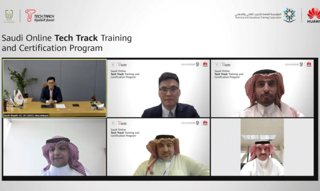 Huawei and TVTC launch Tech Track initiative to train 20,000 Saudi students on advanced information and communications technologies