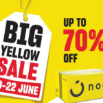 Noon.com announces Big Yellow Sale with up to 70 percent off