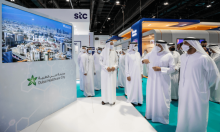 His Highness Sheikh Ahmed bin Saeed Al Maktoum opens Arab Health and Medlab Middle East