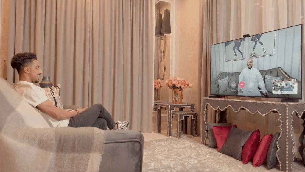 خاصية الـ MeeTime لمكالمة فيديو عالية الدقة 1080P