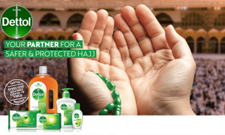 Dettol partners with RCMC to ensure a Safer and Protected Hajj 2021