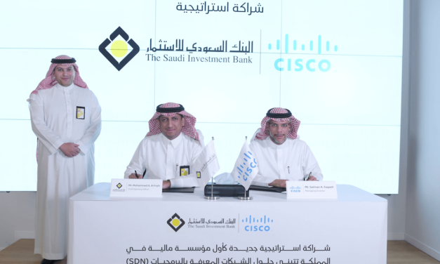 The Saudi Investment Bank: First bank in the Kingdom to adopt Cisco Innovative Technologies
