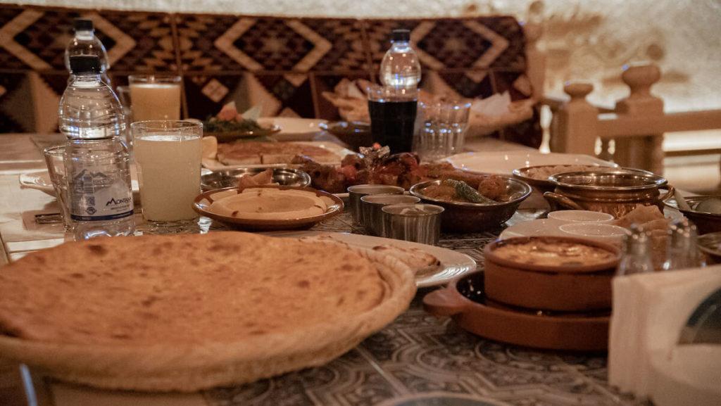 Al Nakheel Restaurant - AlUla Old Town