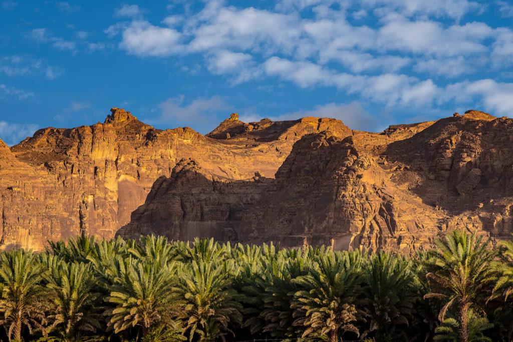 AlUla Oasis - Photo Credit Omar Al Nahdi