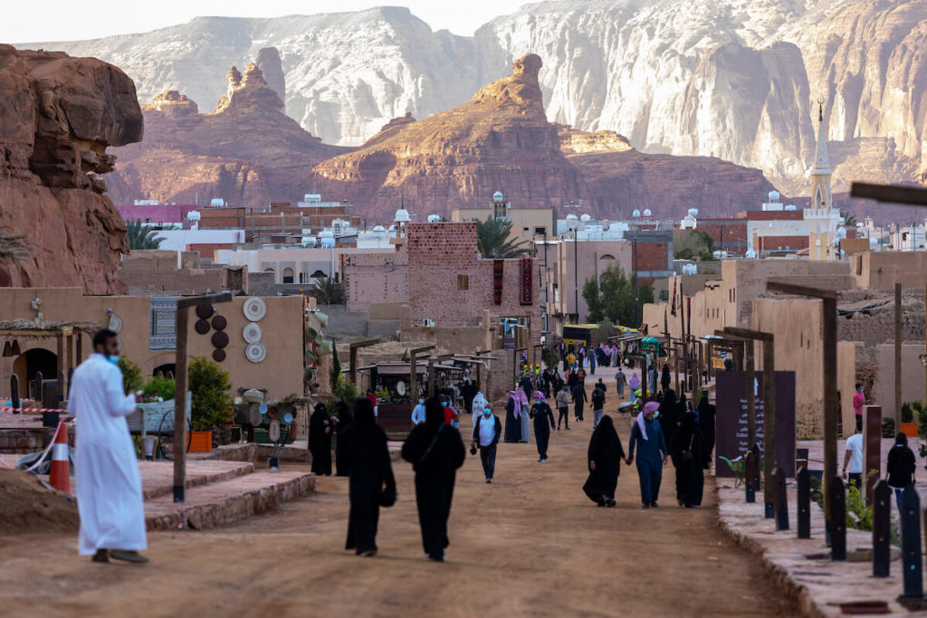 AlUla Old Town Market