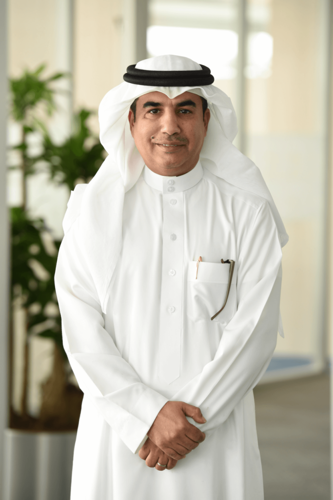 Engineer; Emad Al-Humam, Senior Vice President of Corporate Services at IMI