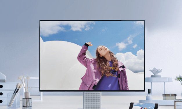 2021 standalone monitors in the Kingdom of Saudi Arabia– the HUAWEI MateView for viewing immersion
