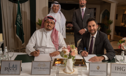 IHG® signs InterContinental Riyadh King Fahed Road – second hotel to be developed under MDA with RIVA Development Company