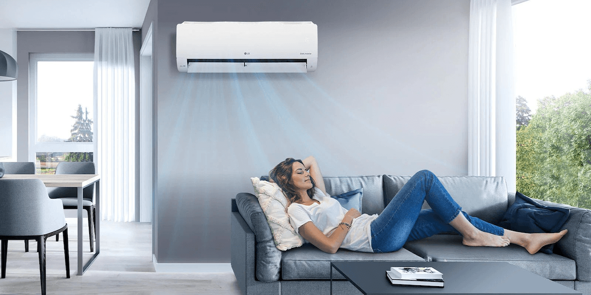 LG DELIVERS FASTER COOLING AND COMFORT THIS SUMMER WITH LATEST DUALCOOL AIR CONDITIONERS