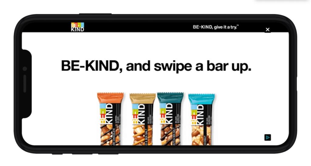 Mars Be-Kind Campaign image 1