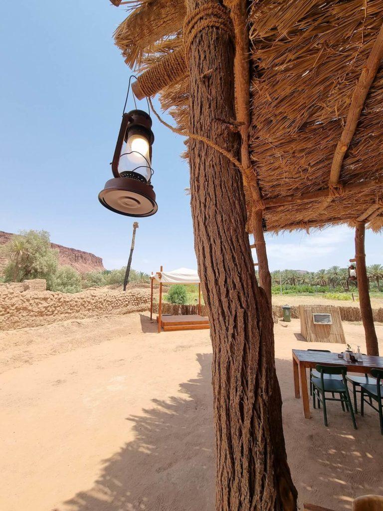 Pink Camel Restaurant - Photo Credit Omar Al Nahdi