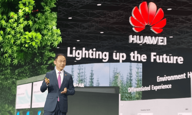 Huawei highlights 5G as a key player for brighter global future during MWC Barcelona 2021