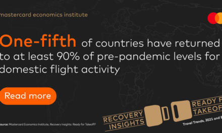 Mastercard Economics Institute: Rebound in Ground Travel for Some Markets in Middle East & Africa; International Travel Lags Behind