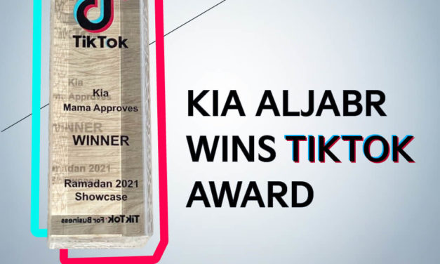 Tik Tok gives Kia Al Jabr the advantage of public awareness campaign.