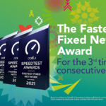 Zain KSA wins Speedtest Award for Fastest Fixed Internet in Saudi Arabia for third time in a row